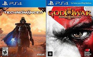 Combo Jogos The Technomancer + God Of War 3 Para Ps4