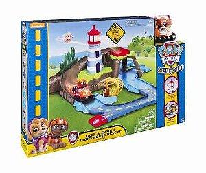 Brinquedo Patrulha Canina Farol Skye Zuma Lighthouse Rescue