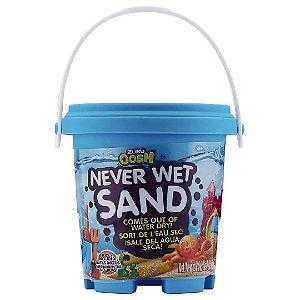 Nova Areia Magica Never Wet Sand Azul Neon Oosh Fun 84260