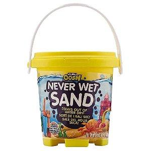 Nova Areia Magica Never Wet Sand Amarela Neon Oosh Fun 84260