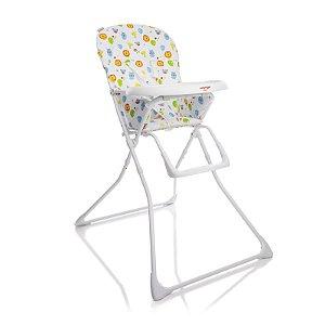 Cadeira de Refeiçao Infantil Nutri Branco Zoo Voyage G01
