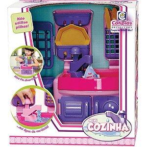 Brinquedo Mini Cozinha Cozinha Infantil Cotiplás 1602