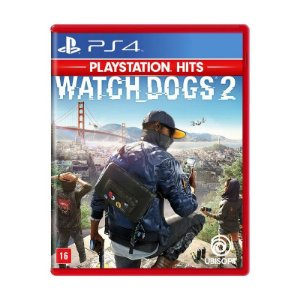 Jogo Mídia Física Watch Dogs 2 Original Playstation ps4
