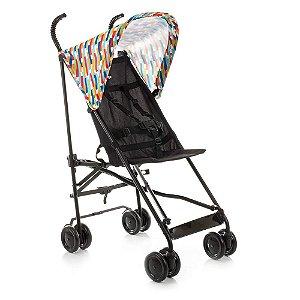 Novo Carrinho de Bebe Umbrella Quick Colorido Voyage U001