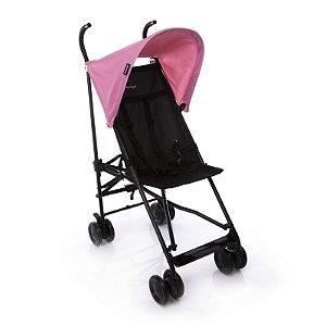 Novo Carrinho de Bebe Umbrella Quick Cor Rosa Voyage U001