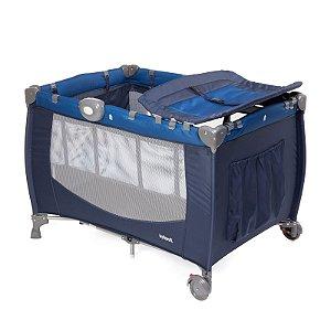 Novo Berço Desmontavel Infantil Cielo Azul Infanti Kdd-930-B