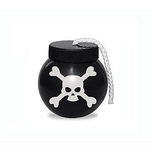Novo Brinquedo Slime Bomba Pirata 100g Aleatório Dtc 4838