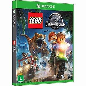 Jogo Novo Lacrado Lego Jurassic World Para Xbox One
