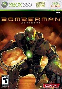 Jogo Mídia Física Bomberman Act Zero Original Para Xbox 360