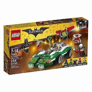 Brinquedo Lego Batman Carro Do Charada 70903 254 Pçs