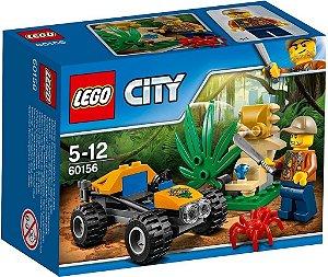 Brinquedo De Montar Lego City Buggy Da Selva 60156