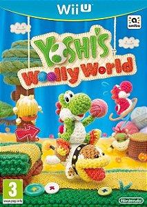Jogo Novo Lacrado Yoshi Woolly World Para Nintendo Wii U