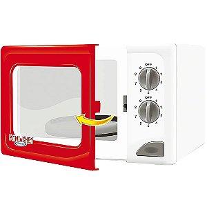 Brinquedo Microondas Infantil Mini Chef Xalingo 03987