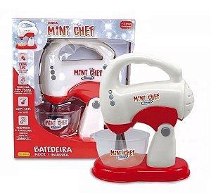 Novo Brinquedo Batedeira Infantil Mini Chef Xalingo 03943