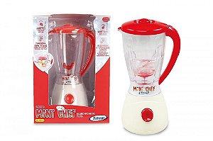 Brinquedo Liquidificador Infantil Mini Chef Xalingo 03932
