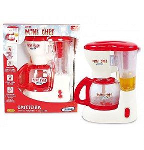 Novo Brinquedo Cafeteria Infantil Mini Chef Xalingo 03954