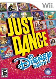 Jogo Lacrado Para Nintendo Wii Just Dance Disney Party