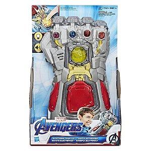 Brinquedo Manopla Eletrotônica Homem De Ferro Hasbro E3385
