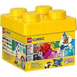 Brinquedo De Montar Lego Classic Peças Criativas 10692