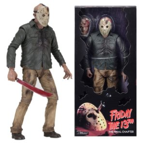 Action Figure Friday the 13th Jason Vorhees 1/4 Reel Toys