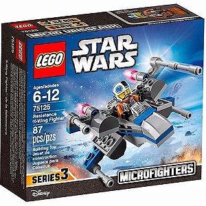 Brinquedo Lego Star Wars Resistencia X-wing Fighter 75125