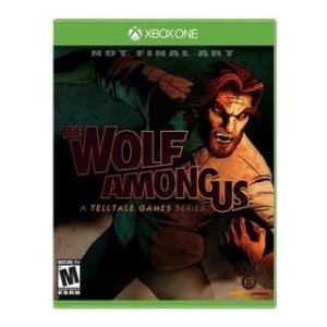 Jogo Novo Lacrado The Wolf Among Us Para Xbox One