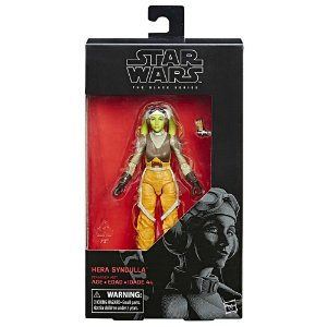 Novo Boneco Star Wars The Black Series Hera Syndulla B3834