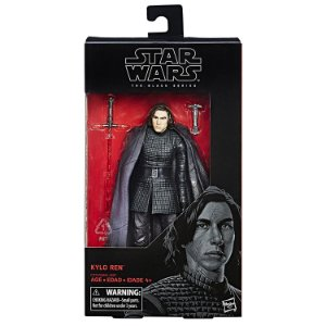 Novo Boneco Star Wars The Black Series Kylo Ren B3834