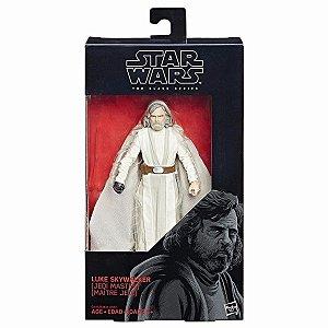 Novo Boneco Star Wars The Black Series Luke Skywalker B3834
