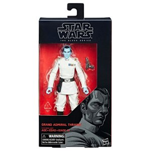 Novo Boneco Star Wars The Black Series Admiral Thrawn B3834