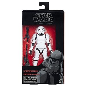 Novo Boneco Star Wars The Black Series Stormtrooper B3834