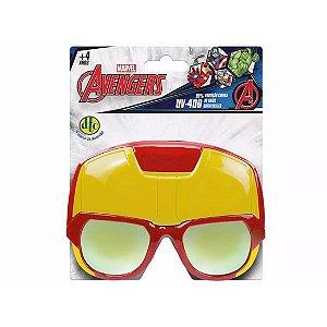 Novo Brinquedo Super Oculos Marvel Homem de Ferro Dtc 4401