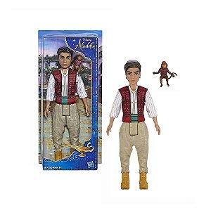 Brinquedo Boneco Aladin Filme Garoto Alladdin Hasbro E5446
