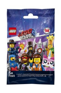 Figura Lego Colecionável Lego The Movie 2 Sortida 71023