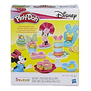 Massinha Play Doh Disney Confeitaria da Minnie Mouse E1656