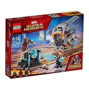 Brinquedo Blocos de Montar Lego Procura Da Arma Thor 76102