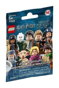 Lego Mini Figuras Harry Potter Fantastic  Beasts 71022