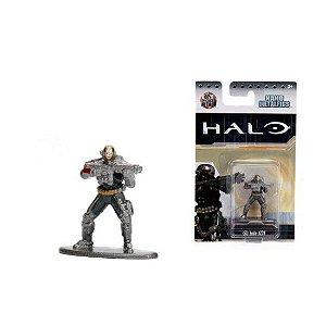 Boneco Colecionável Nano Metalfigs Halo Ms3 Emile Dtc