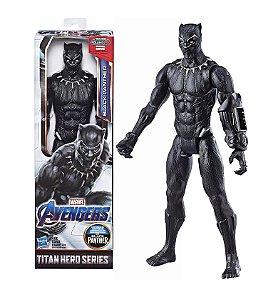 Boneco Marvel Vingadores Pantera Negra Power FX Hasbro E3309