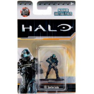 Boneco Spartan Locke Ms5 Nano Metalfigs Halo Dtc