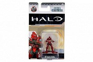 Boneco Spartan Achilles Ms8 Nano Metalfigs Halo Dtc