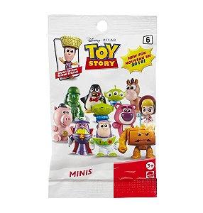 Novo Mini Bonecos Toy Story Figuras Aleatorias Mattel Dnw42
