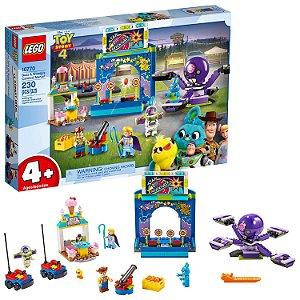 Lego Toy Story 4 Paixao pelo Carnaval de Buzz e Woody 10770