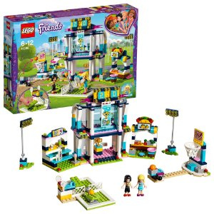 Lego Friends Arena de Esportes da Stephanie 460 Peças 41338