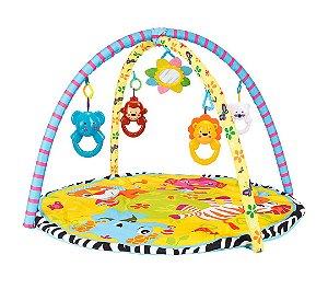 Tapete Interativo Ginásio De Atividades Yes Toys 20100