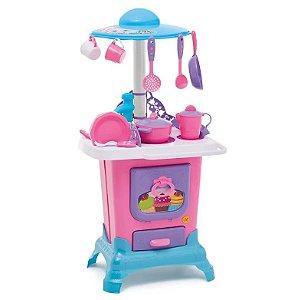 Novo Brinquedo Faz de Conta Cozinha do Castelo Calesita 1305