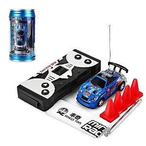 Carrinho de Controle Remoto Lata Racing Surpresa Dtc 4742