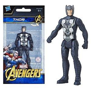 Novo Mini Figura de Açao Marvel Vingadores Thor Hasbro E4353