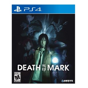 Jogo Novo Midia Fisica Death Mark Lacrado Original para Ps4