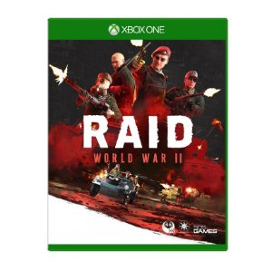 Jogo Midia Fisica Raid World War 2 Original para Xbox One